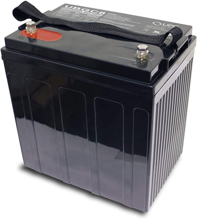 UPG UB-GC8 8V 200Ah Sealed Lead Acid Battery