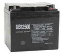 Remco SLA1161 12V 50Ah Sealed Lead Acid Replacement Battery