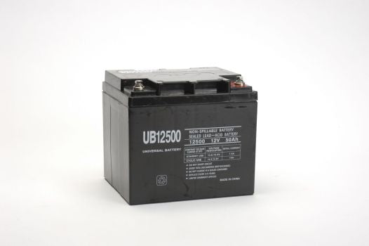 Invacare TDX SC 12V 50Ah Wheelchair Battery