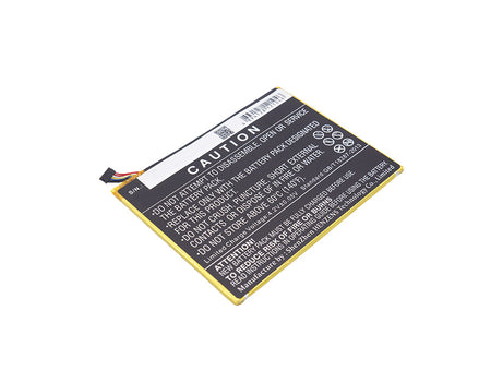 Amazon Kindle Fire HD 8 5th Kindle HD 8 SG98EG Replacement Battery:  BatteryClerk com