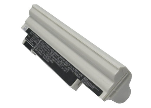 Acer Aspire One D255 Aspire One D260 One D260-2028 Asp 4 White Battery CS-AC260NT $43.00