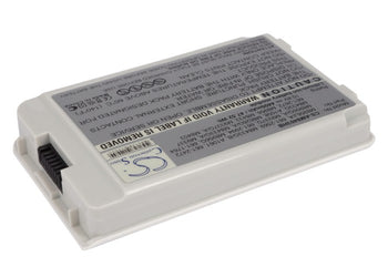 "Apple iBook G3 12 M7692J/ A"" iBook G3 12 M7692LL/  Replacement Battery"