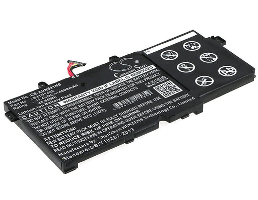Asus N591LB Q551LN Q551 Q551LN-BBI706 Battery CS-AUN591NB $79.55