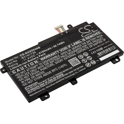 Asus FX504 FX504G FX504GD Replacement Battery