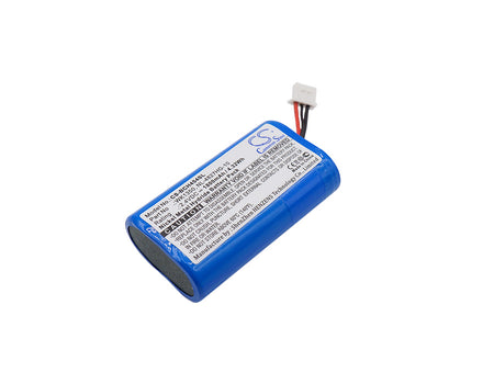 SHURE DIS digital IR receivers Replacement Battery