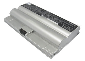 Sony VAIO GN-FZ70B VAIO PCG-381L VAIO PCG- 4400mAh Replacement Battery