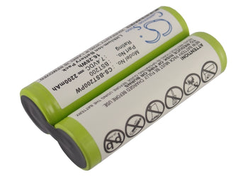 Bosch AGS 7.2 Li CISO ISO IXO PKP 7.2 Li Prio Prio Replacement Battery