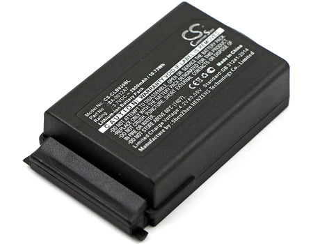 CipherLab 9300 9400 9600 CPT 9300 CPT 9400 CPT 960 Replacement Battery