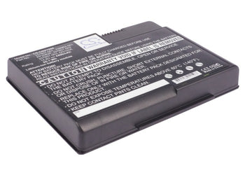 Compaq Presario X1000 Presario X1000-DE185AV Presa Replacement Battery