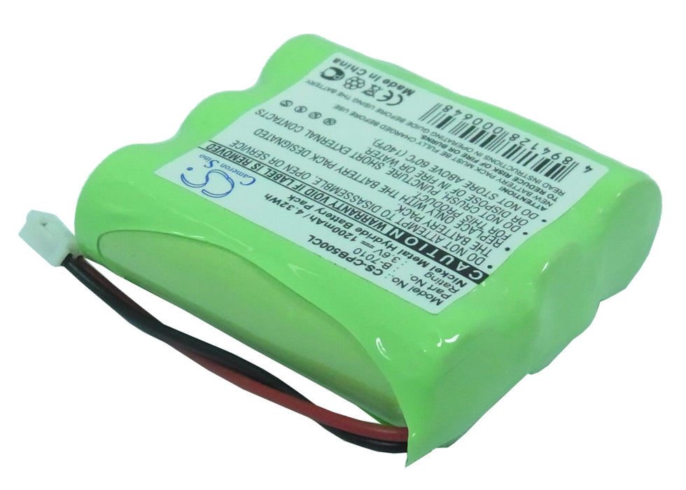 Siemens 240 242 CS240 CS242 Replacement Battery