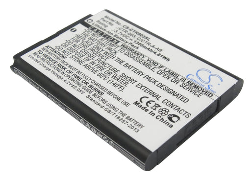 Nintendo 3DS N3DS CTR-001 MIN-CTR-001 Battery