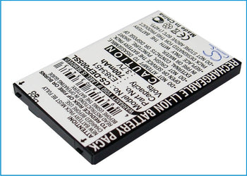 ITT Easy ProJect Easy5 Replacement Battery