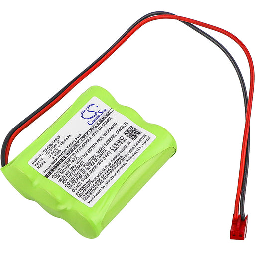 Cooper LPZ70RWH Replacement Battery