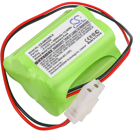 Aritech 10050205 60401005 DU140 DU264 Replacement Battery