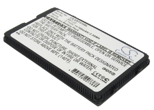 Sony Ericsson T300 T306 T310 Replacement Battery