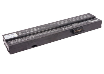 Averatec 5500 6100A 6110 4400mAh Replacement Battery