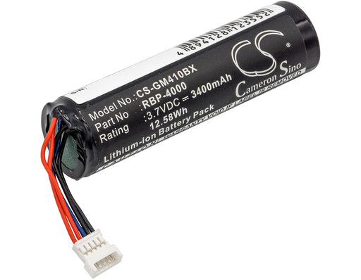 Gryphon GM4100 RBP-GM40 3400mAh Replacement Battery