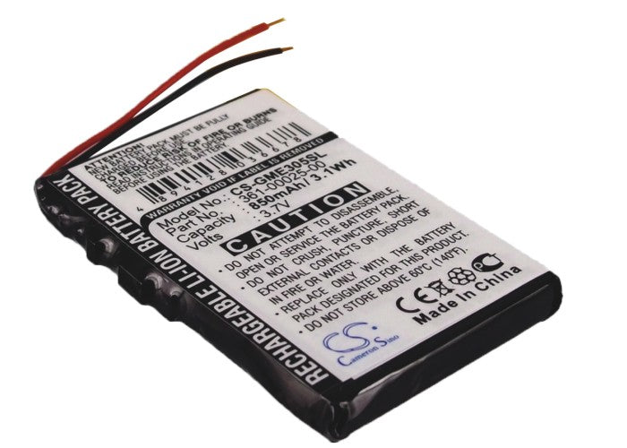 Garmin Edge 305 Battery
