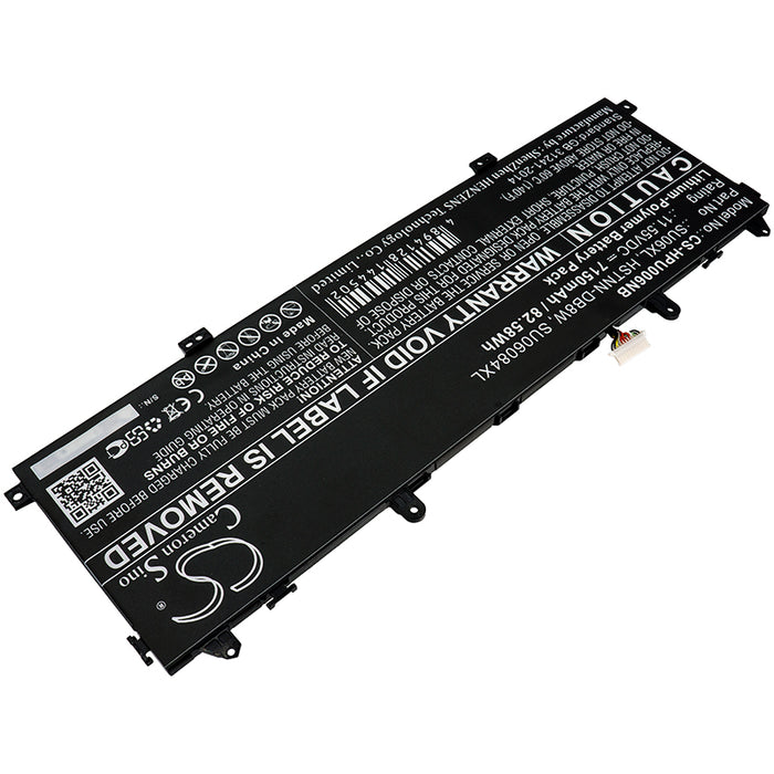 HP Spectre X360 15-DF0000 Spectre X360 15-DF0000NF Replacement Battery