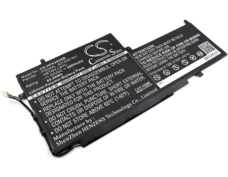 HP Spectre X360 15 Spectre X360 15 AP011DX Spectre Replacement Battery