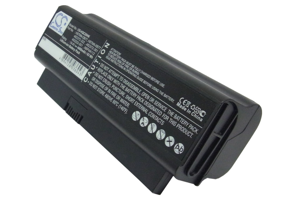 HP Business Notebook 2230s Presario CQ20 Presario CQ20 4400mAh Battery