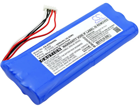 Hioki LR8400 MR8880-20 Replacement Battery