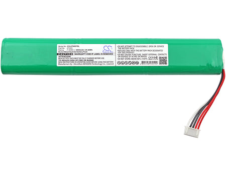 Hioki MR8875 PW3198 Replacement Battery