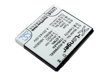 ESIA Qwerty Mini 1100mAh Replacement Battery