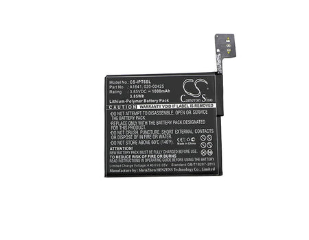 Apple A1574 iPod 7.1 iPod Touch 6th iPod touch 6th Replacement Battery