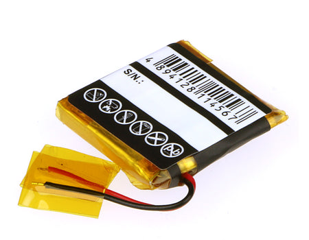 ROCKETFISH RF-MAB2 RF-MAB2-T Replacement Battery