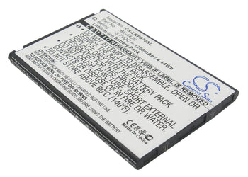 MetroPCS LGMS840V 1200mAh Replacement Battery
