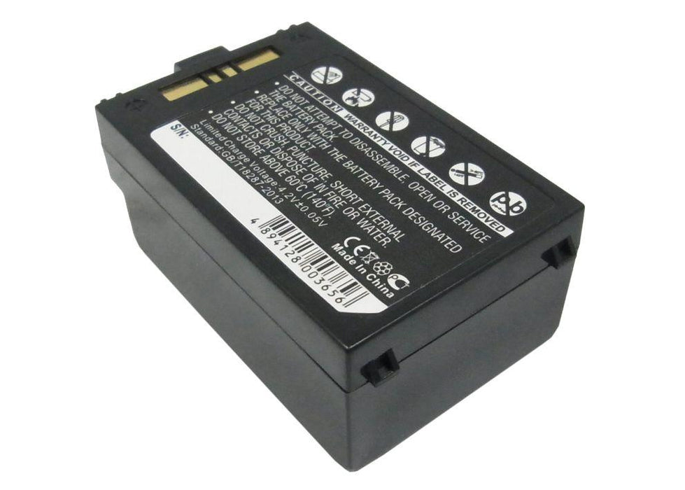 Symbol FR60900 FR66 FR68 MC70 MC7004 MC7090 MC7094 Replacement Battery
