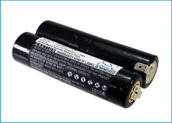 Makita 6041D 6041DW 6043D 6043DWK 1500mAh Replacement Battery