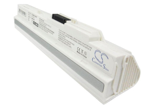 LG X110 White 6600mAh Replacement Battery