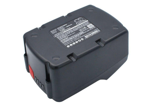 Metabo AHS 36V AHS36V BHA 36 LTX BHA 36 LTX Compac Replacement Battery