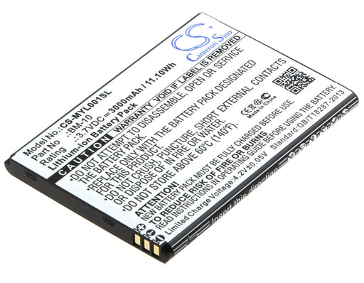 MyPhone L-Line Replacement Battery