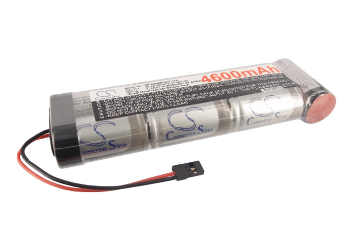 Replacement NiMH Battery - 8.4V 4600mAh - FUTABA-3P