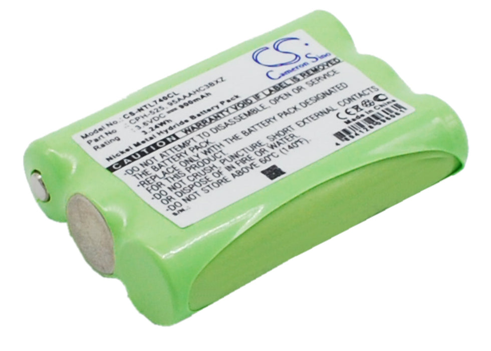 Nortel 81010 T7406E Replacement Battery