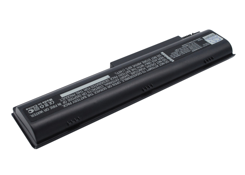 HP Business Notebook NX4800 Business Notebook NX71 Replacement Battery