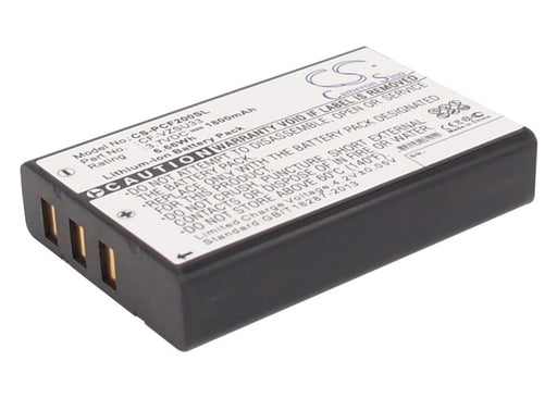 Panasonic Toughbook CF-P2 Replacement Battery