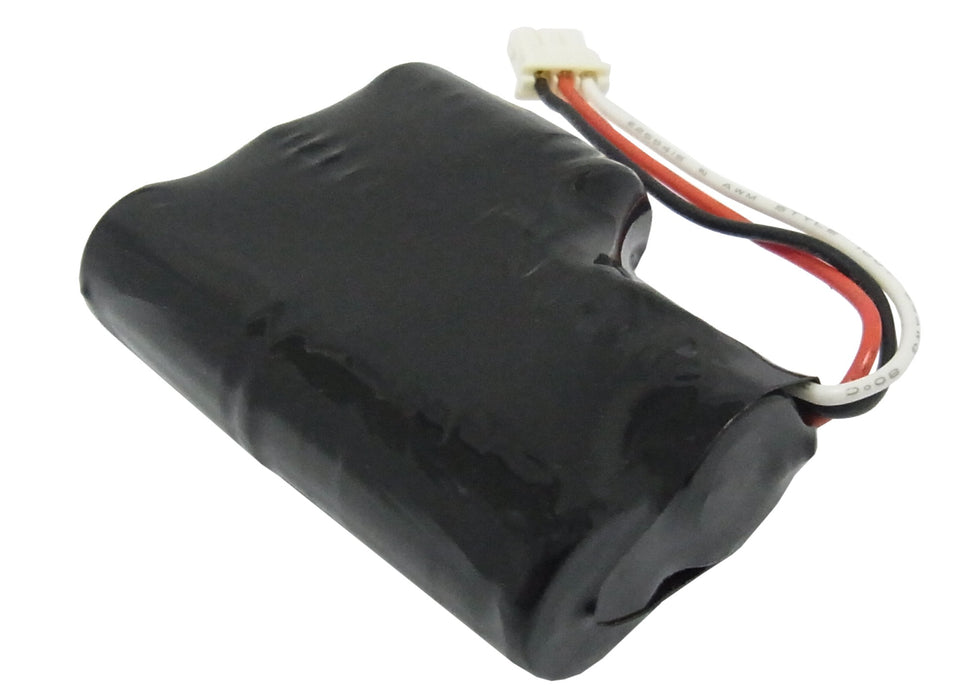 Symbol PDT 3100 PDT 3110 PDT 3120 PDT Black 750mAh Replacement Battery