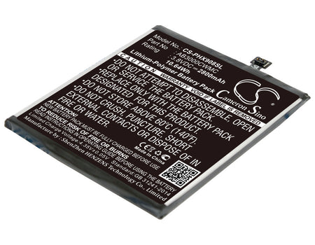 Philips Xenium I908 Replacement Battery