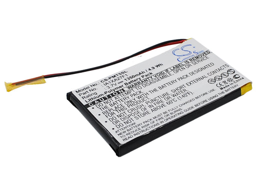 Palm Tungsten T5 Replacement Battery