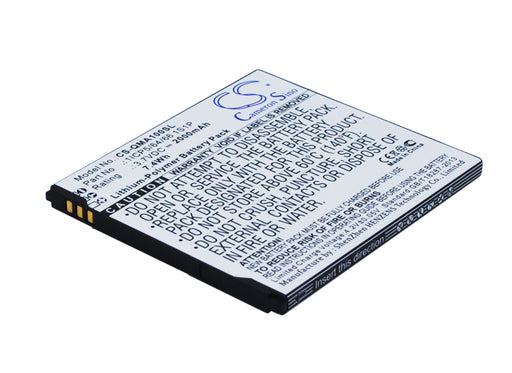 Qmobile A10 Replacement Battery