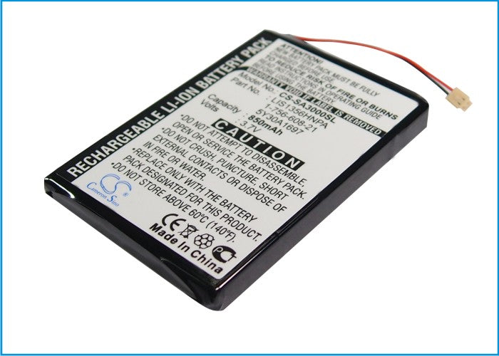 Sony NW-A3000V NW-A3000 Battery