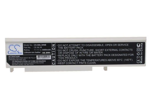 Sharp PC-AL3DH PC-AL50F PC-AL50FY PC-AL50FZ PC-AL5 Replacement Battery