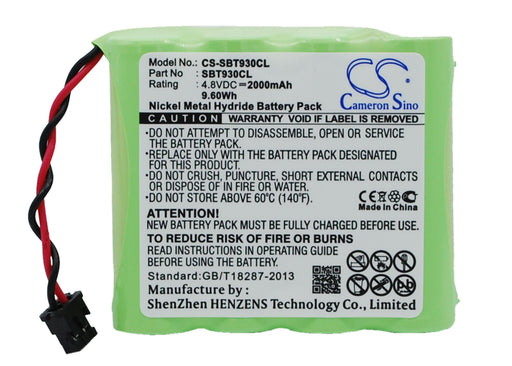 Albrecht AE930 Replacement Battery