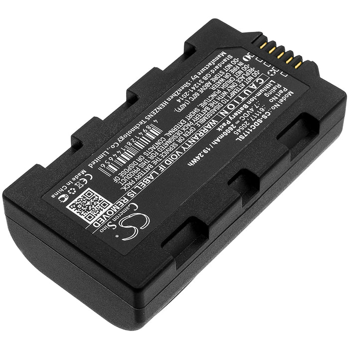 Sokkia Juniper Mesa Field Topcon Tesla 2600mAh Replacement Battery