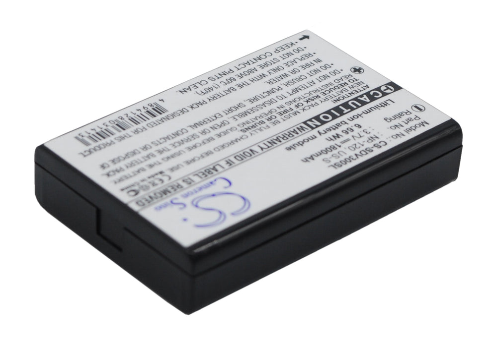 Sonocaddie AutoPlay V300 V300 Plus Replacement Battery