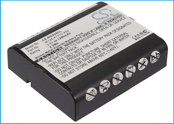 Commodore 250 Replacement Battery